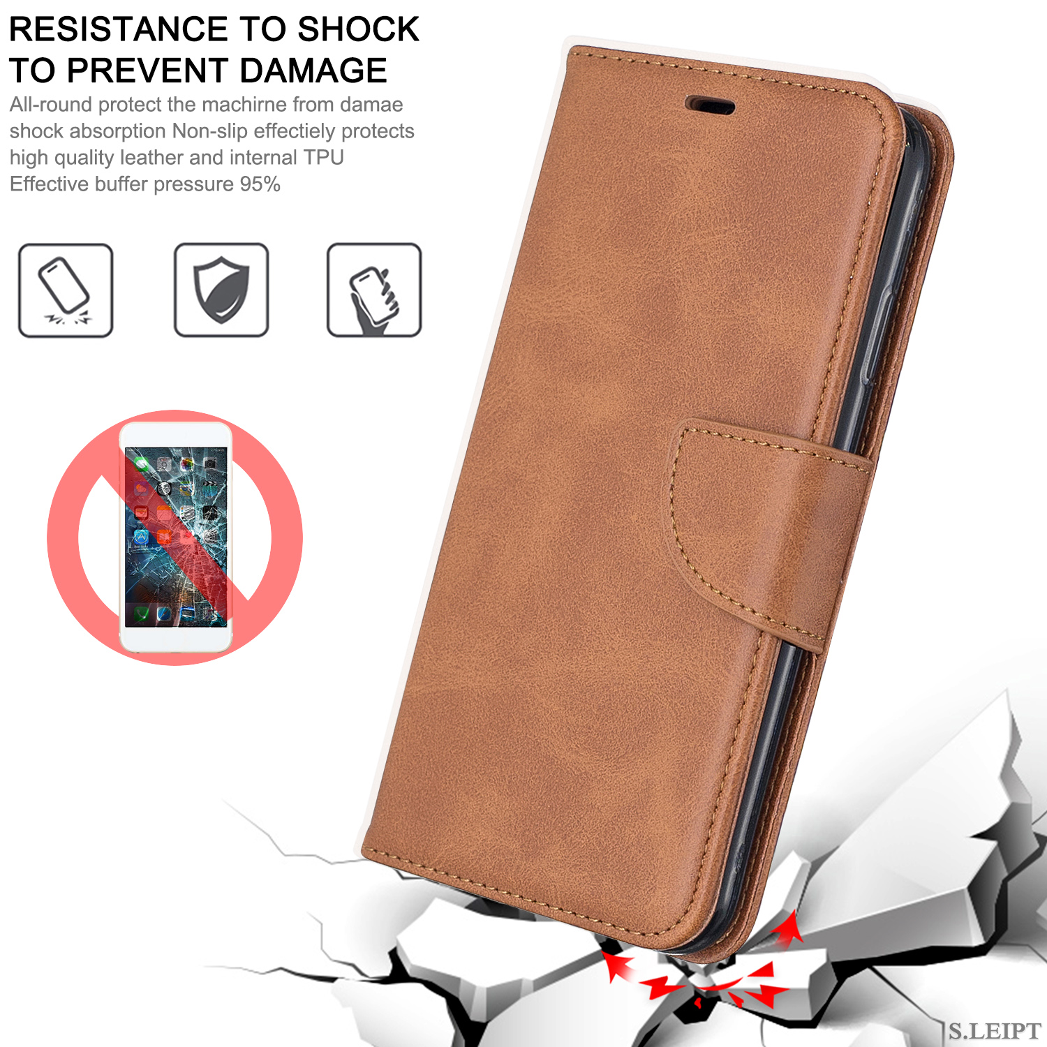 Magnetic-Flip-Card-Wallet-Leather-Phone-Case-For-Sony-Xperia-XA2-Ultra-XZ1-L3-10 thumbnail 29