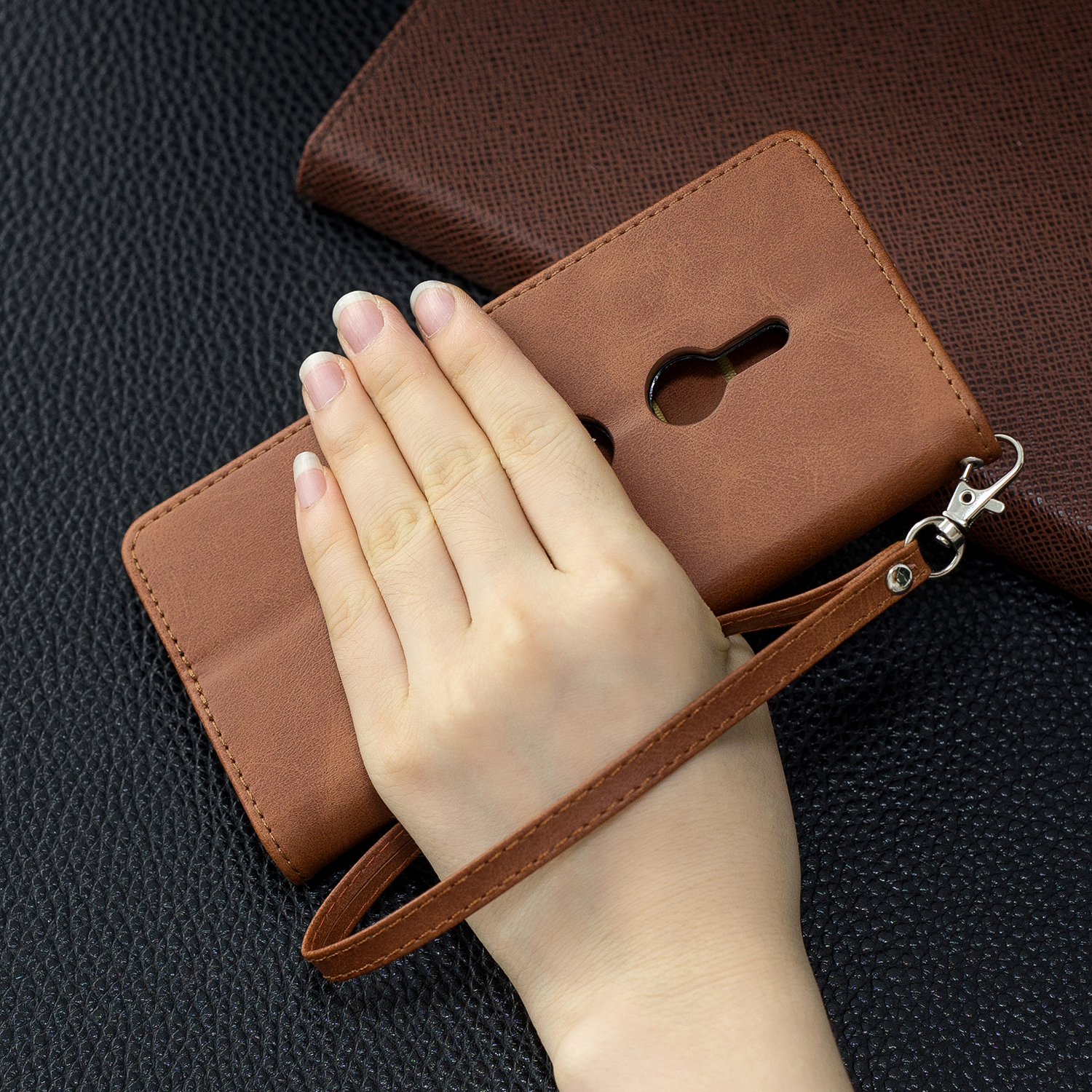Magnetic-Flip-Card-Wallet-Leather-Phone-Case-For-Sony-Xperia-XA2-Ultra-XZ1-L3-10 thumbnail 27