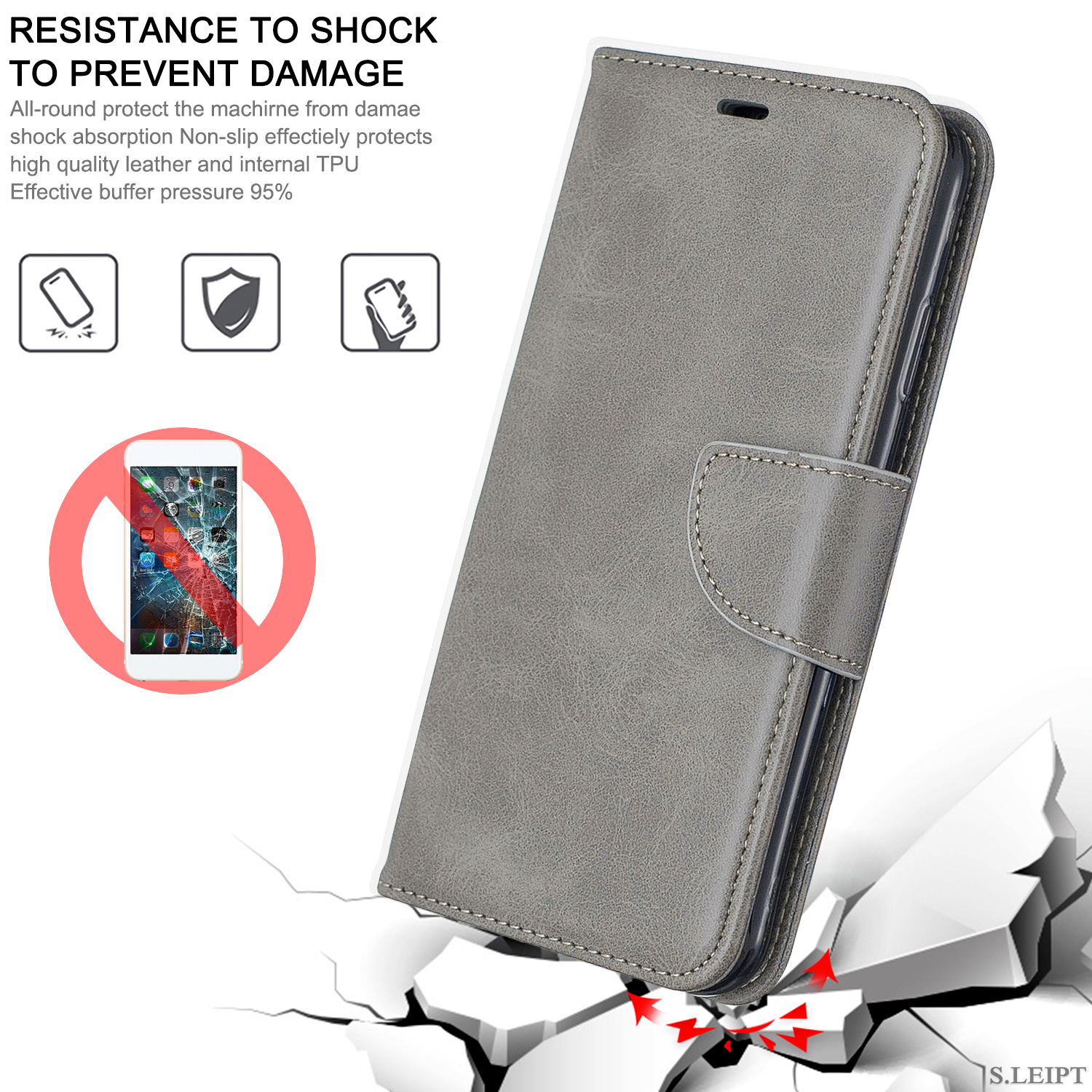 Magnetic-Flip-Card-Wallet-Leather-Phone-Case-For-Sony-Xperia-XA2-Ultra-XZ1-L3-10 thumbnail 56