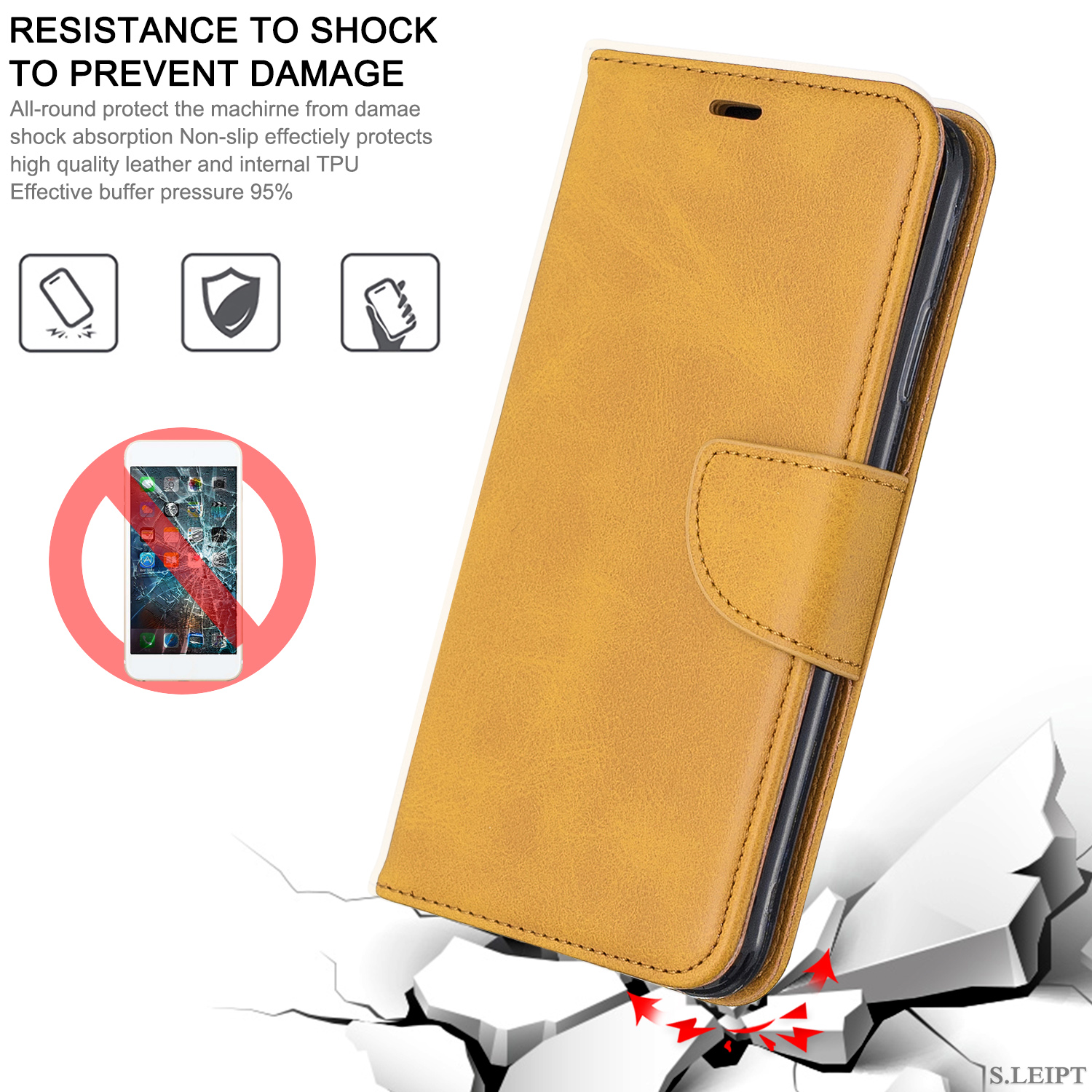 Magnetic-Flip-Card-Wallet-Leather-Phone-Case-For-Sony-Xperia-XA2-Ultra-XZ1-L3-10 thumbnail 38