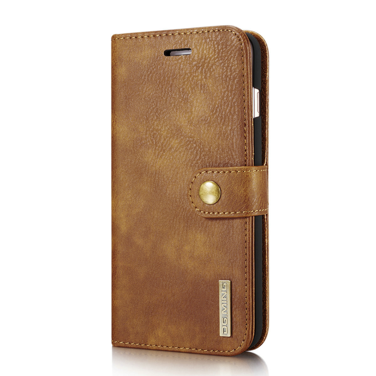 iphone 5s leather case luxury magnetic leather cover removable flip wallet 14821