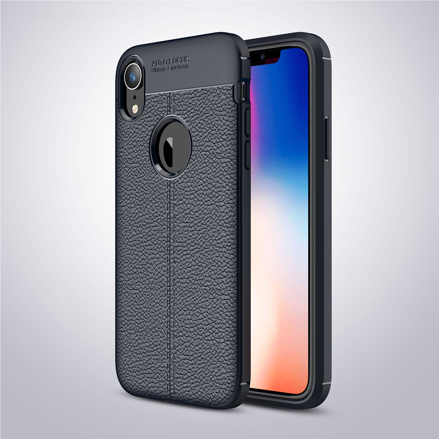 for apple iphone xs max xs xr shockproof rubber slim tpu. Black Bedroom Furniture Sets. Home Design Ideas