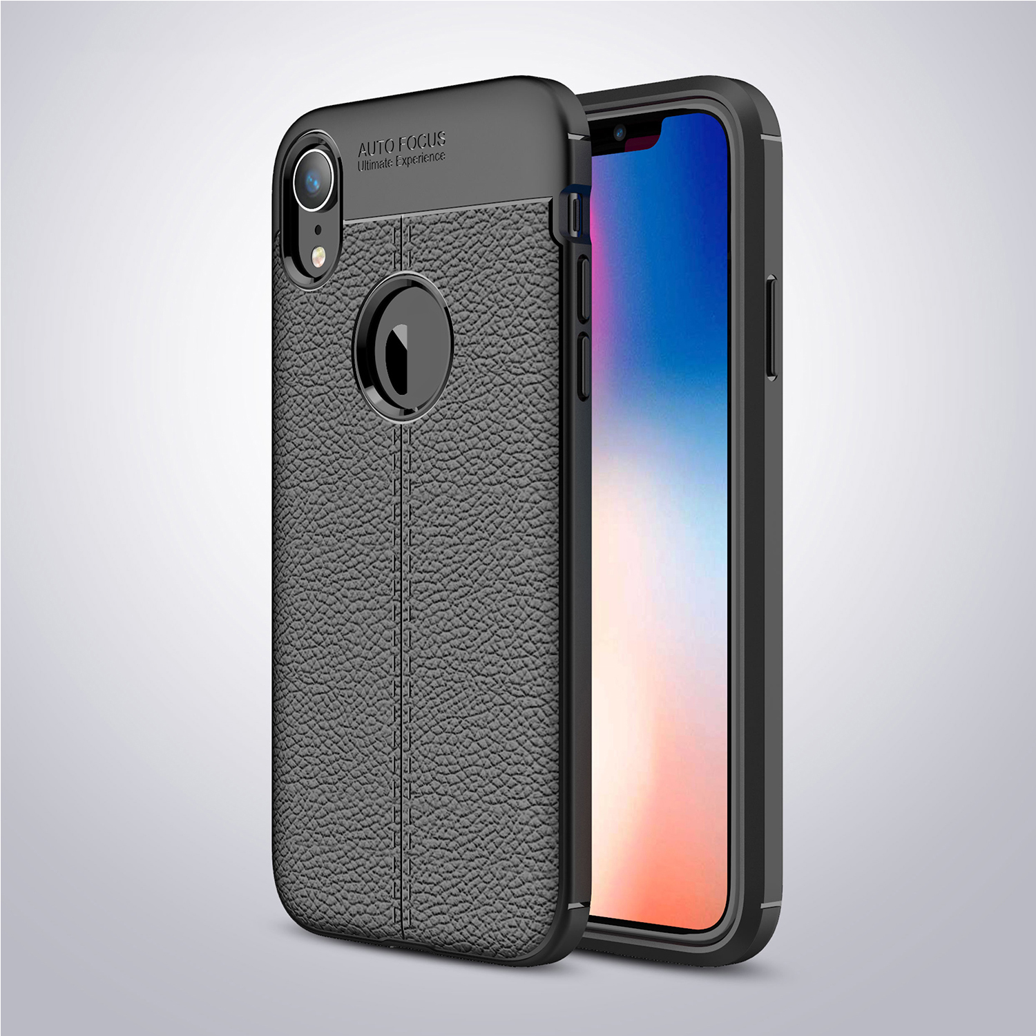 For-Apple-iPhone-X-XR-XS-Max-Soft-Case-Ultra-Slim-Rubber-Shockproof-Back-Cover thumbnail 11