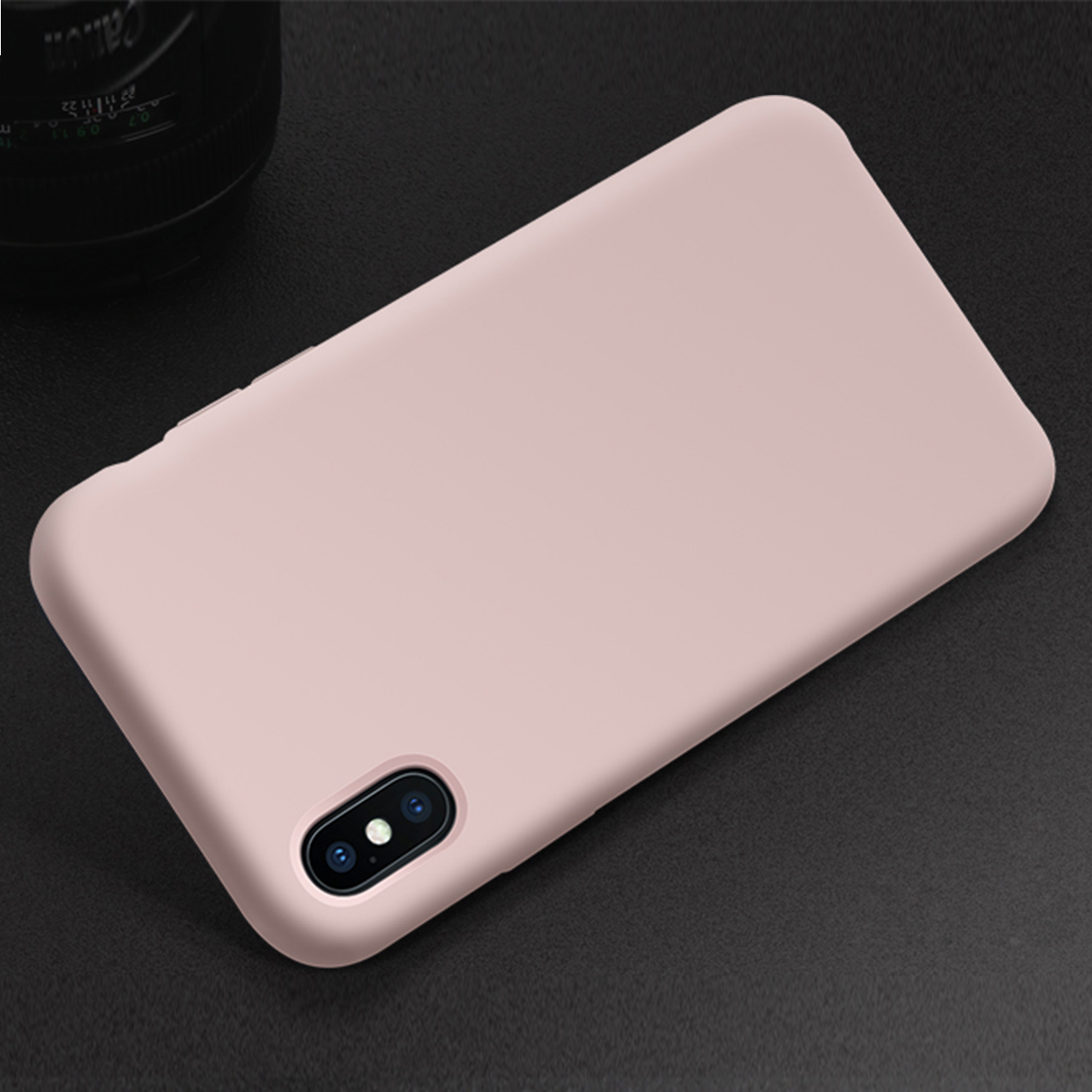 For-iPhone-X-7-8-Plus-Luxury-Shockproof-Silicone-Case-Soft-Slim-Rubber-Gel-Cover